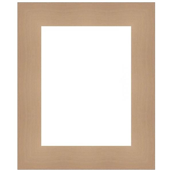 cadre bois brut naturel h tre peindre soi m me cadre sur mesure. Black Bedroom Furniture Sets. Home Design Ideas