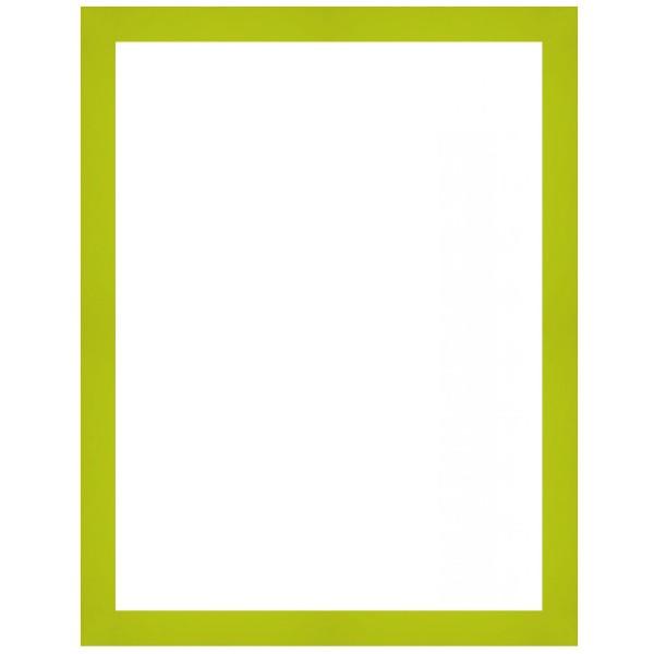 cadre vide couleurvert pomme pas cher cadre sur mesure cadre d co. Black Bedroom Furniture Sets. Home Design Ideas
