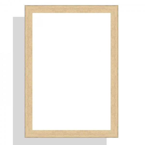 cadre bois brut sur mesure cadre naturel peindre soi m me. Black Bedroom Furniture Sets. Home Design Ideas