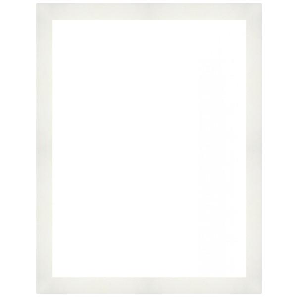 Cadre Carré couleur blanc