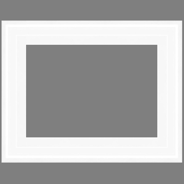 cadre caisse am ricaine escalier noir sur mesure bas prix pour peinture. Black Bedroom Furniture Sets. Home Design Ideas