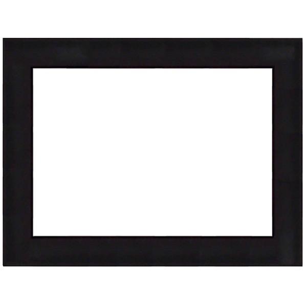 Cadre Arrondi Noir noir
