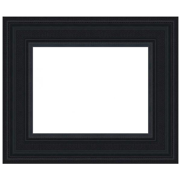 Cadre HOLLANDAIS noir mat guilloché
