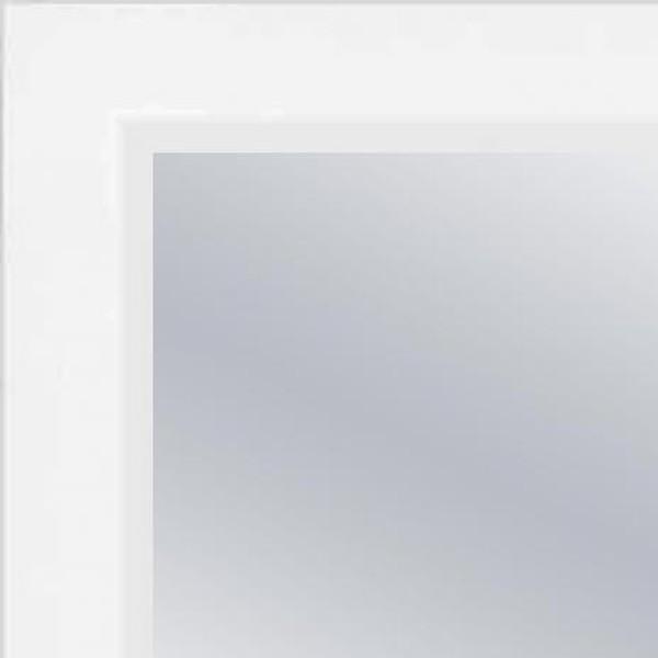 Cadre MATISS blanc mat