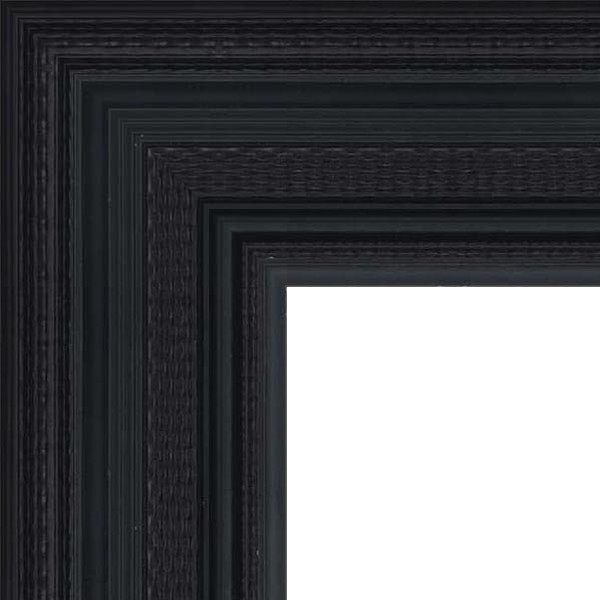 Cadre Hollandaise noir